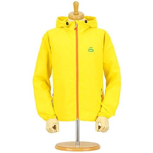 (チャムス) CHUMS Breeze Jacket (ブリーズジャケット) マウンテンパーカー CH04-1001 Yellow S size