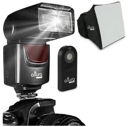 Altura-Digital-DSLR-Flash-with-Wide-angle-diffuser-and-reflection-board-FOR-Canon-Nikon-Sony-Panasonic-Olympus-Fujifilm-Pentax-Sigma-Minolta-Leica-and-any-Digital-Camera-with-a-Hot-Shoe-Mount