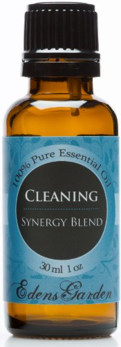 Cleaning/ Clean Home Synergy Blend 100% Pure Essential Oil (Lavender, Lemongrass, Rosemary And Tea Tree)- 30 Ml