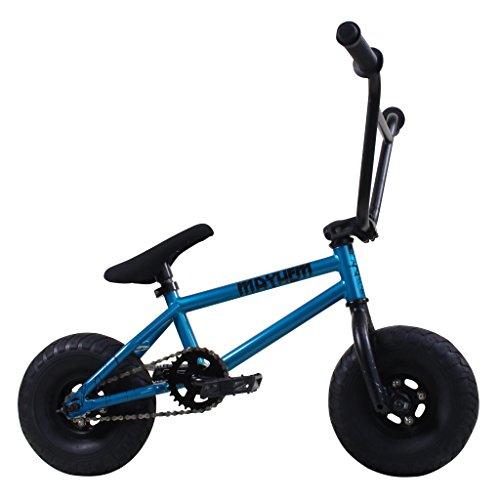 Mayhem Fat Tire Mini BMX Riot Aqua 1 Piece Crank 10