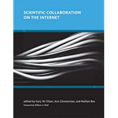 Scientific Collaboration on the Internet (Acting with Technology)