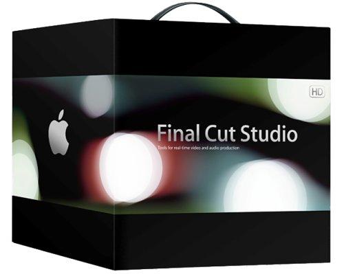 Apple Final Cut Studio (Mac DVD) [OLD VERSION]