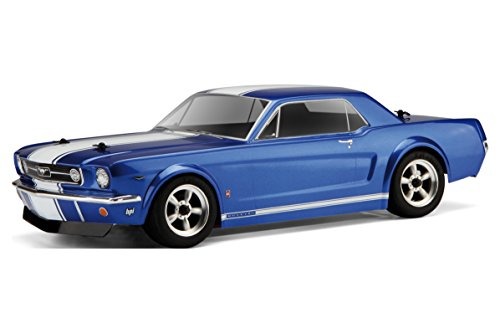Hpi Macchina Radiocomandata Ford 1966 Mustang Gt Coupe Body Shell 200Mm 104926