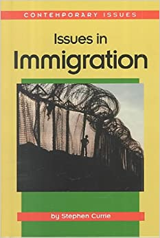 the issues surrounding immigration and immigrants A particularly contentious issue as far as economists are concerned is the effect of immigration on low-income, native-born workers as i mentioned before, the literature is divided on whether an increase in low-skilled immigrant labor hurts low-skilled native workers in the long-run or not.