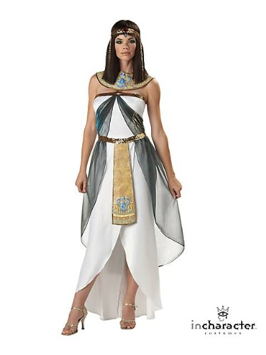 Queen of the Nile Costume - Small - Dress Size 2-6