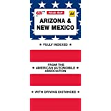 Arizona and New Mexico (AAA Road Map)