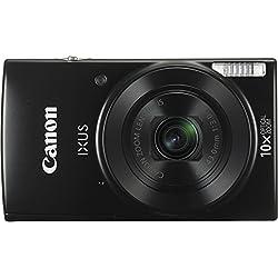Canon IXUS 180 IS Taschenformat Digitale Kompaktkamera schwarz