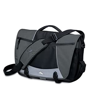 High Sierra Tank Pack (Charcoal/Black/Silver/Black)