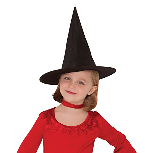 Classic Costume Accessory Child Witch Hat
