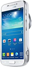 "Samsung Galaxy S4 Zoom Smartphone/Appareil photo compact 4,27"" Android 4.2 (JB) 16 Mpix Zoom optique 10x Blanc"