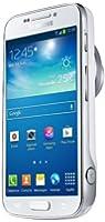 "Samsung Galaxy S4 Zoom Smartphone/Appareil photo compact 4,27"" Android 4.2 (JB) 16 Mpix Zoom optique 10x Blanc"