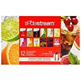 SodaStream Soda Mix Variety 12 Pack
