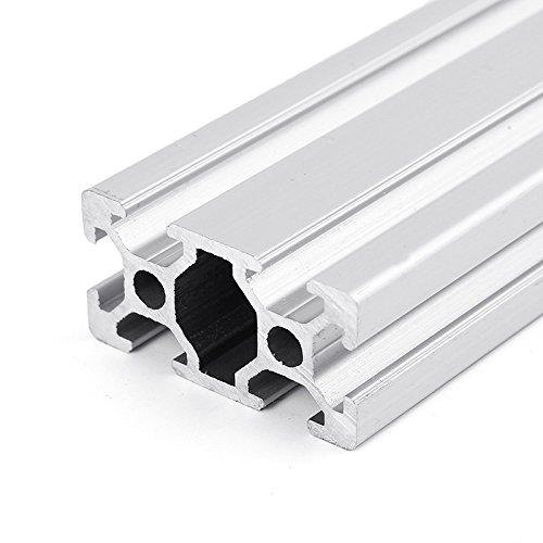 1000mm Length 2040 T-Slot Aluminum Profiles Extrusion Frame For CNC Parts