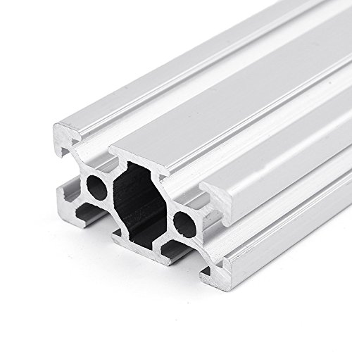 1000mm Length 2040 T-Slot Aluminum Profiles Extrusion Frame For CNC Parts