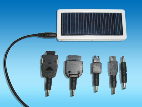 SEC1002 Solar Mobile Charger