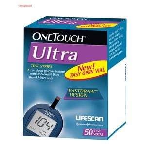 One Touch Ultra Test Strips