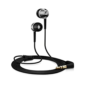 Sennheiser CX 300-II In-Ear-Kopfhörer chrome