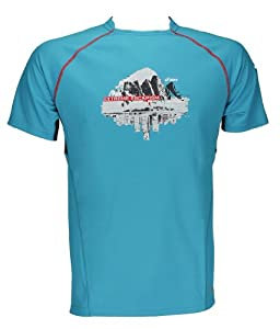 Asics Running Fitness Sportshirt Trail Top Hommes 0820 Art. 421423Taille L