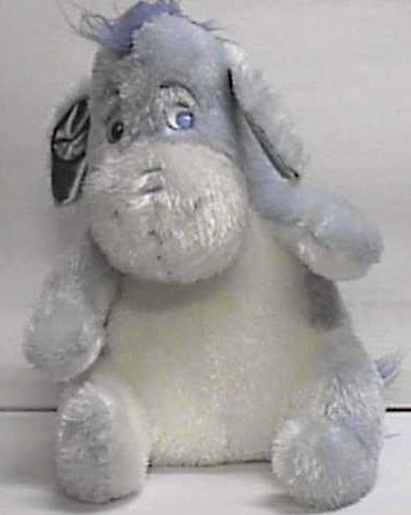 "Winnie the Pooh 10"" Spring Shine Eeyore Plush Doll - 1"