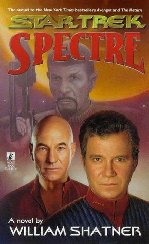 Spectre (Star Trek), WILLIAM SHATNER, JUDITH REEVES-STEVENS, GARFIELD REEVES-STEVENS