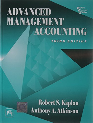 Advanced Management Accounting (Bible)
