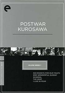 Postwar Kurosawa - Eclipse Series 7