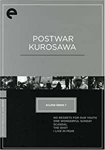 Postwar Kurosawa - Eclipse Series 7