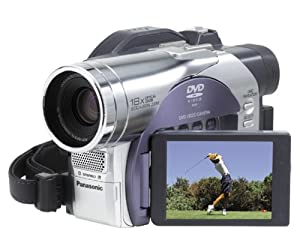 Panasonic VDRM50 DVD Camcorder with 2.5-inch LCD w/18x Optical Zoom
