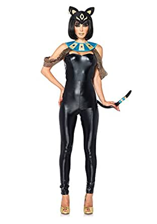 Leg Avenue Womens Egyptian Cat Goddess Adult Costume