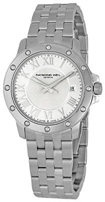 Raymond Weil Men's 5599-ST-00658 Tango Silver Dial Watch