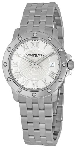 Raymond Weil Tango 5599-ST-00658 Silver Steel Bracelet & Case Men's Watch
