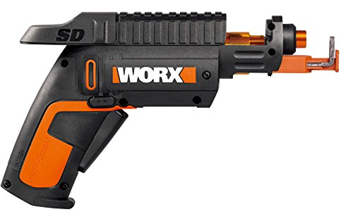 WORX WX255L SD Semi-Automatic Power Screw Driver with Screw Holder (Power Tool Auto Switch compare prices)