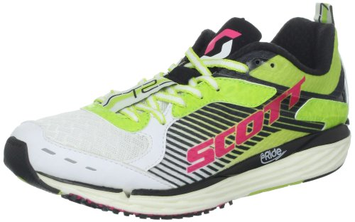 Scott Running Women's T2C Evo Running Shoe,Green/White,11 M US