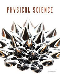 Physical Science Student Text - 5th Edition (Bju Press 5th compare prices)