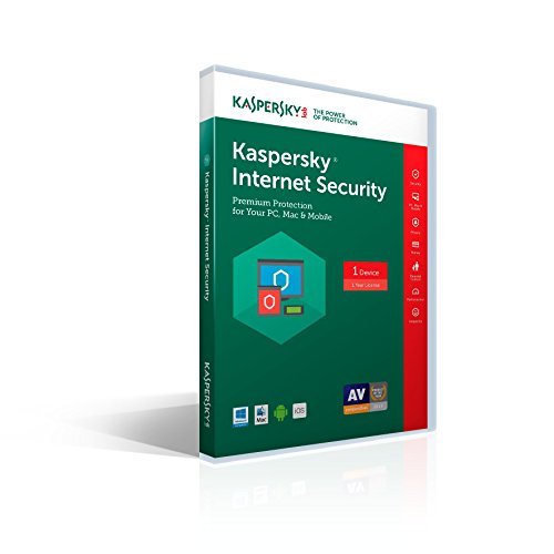 Kaspersky Lab Internet Security 2017 - 1 Device/1Year KeyCode (includes 2015 Award) (Kaspersky Internet Protection compare prices)