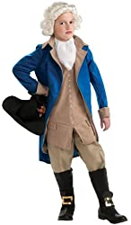 Rubie's Deluxe George Washington Costume