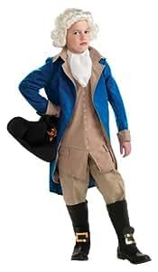 Rubie's Costume Co Rubie's Deluxe George Washington Costume Medium