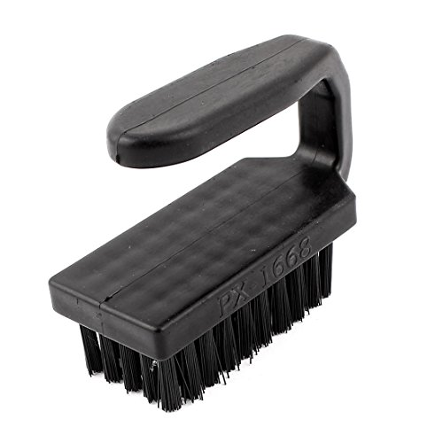 uxcell-plastic-anti-static-cleaning-stiff-bristles-scrub-brush-cleaner-black