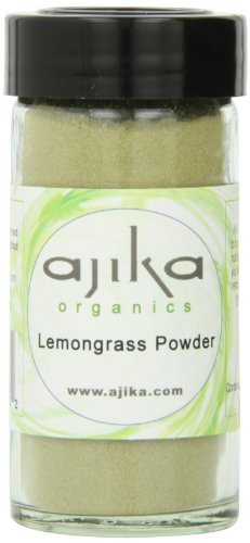 Ajika Organic Lemongrass Powder, 1.5-Ounce