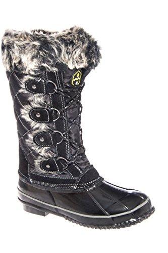 Jandice Mid Calf Snow Boot
