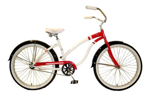 University of Wisconsin Women's Cruiser Bike (26-Inch Wheels)
