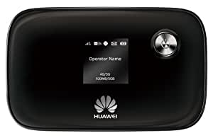 Huawei E5776 4G SIM Free Mobile WiFi UK (Genuine UK Stock) - Black (150MB/s)