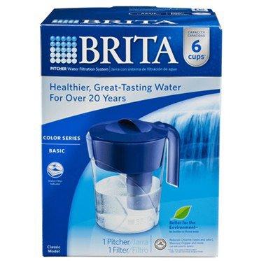 Brita Classic Water Filter Pitcher
