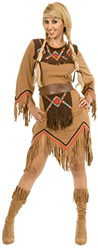 Sacajawea Indian Maiden Costume Set