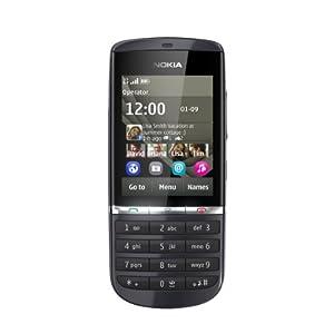 Nokia Asha 300 Sim Free Mobile Phone - Graphite