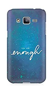 AMEZ you are enough Back Cover For Samsung Galaxy J2