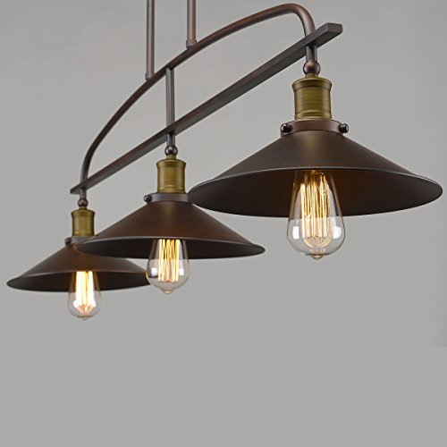 Antique Lighting Kitchen : Yobo lighting antique kitchen island pendant light