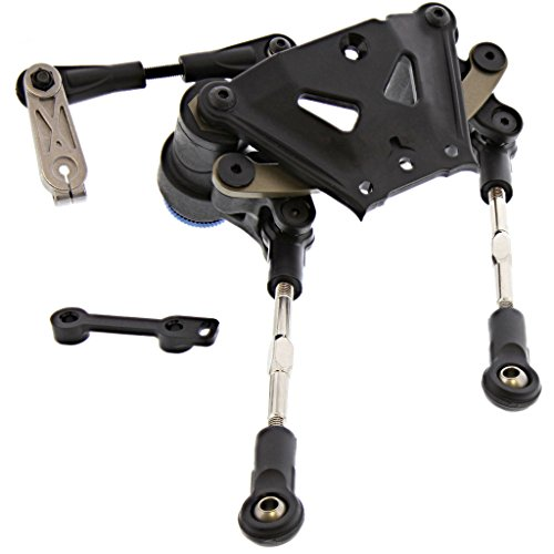 Losi 1/5 5ive-T SERVO SAVER BELLCRANKS TURNBUCKLES STEERING LINKAGE & BEARINGS (Losi Truck Parts compare prices)