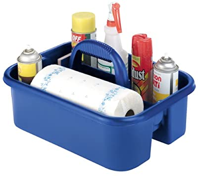 Akro-Mils Plastic Tool and Supply Tote Caddy