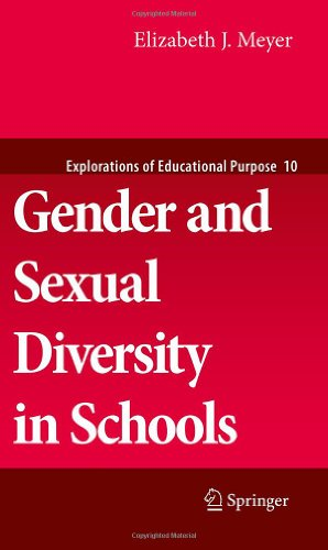 Gender and Sexual Diversity in Schools (Explorations of Educational Purpose)